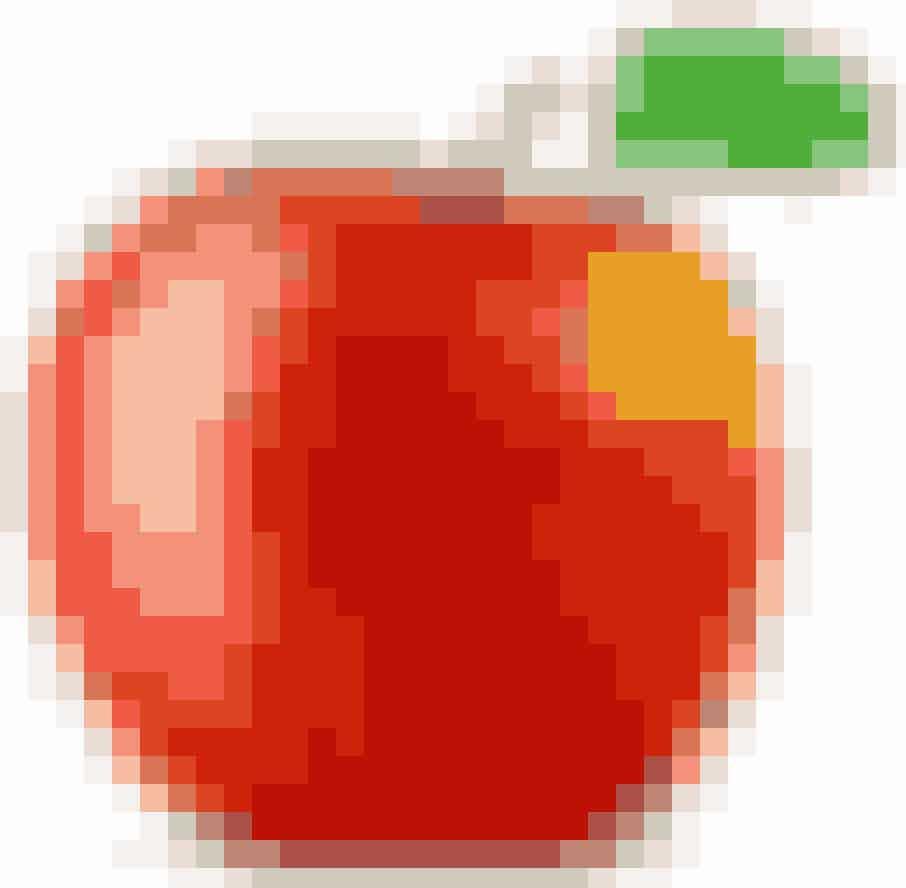 UGE 15Dit foster er nu cirka 15 cm og på størrelse med et æble.Læs mere om dit barns udvikling i uge 15 her >>