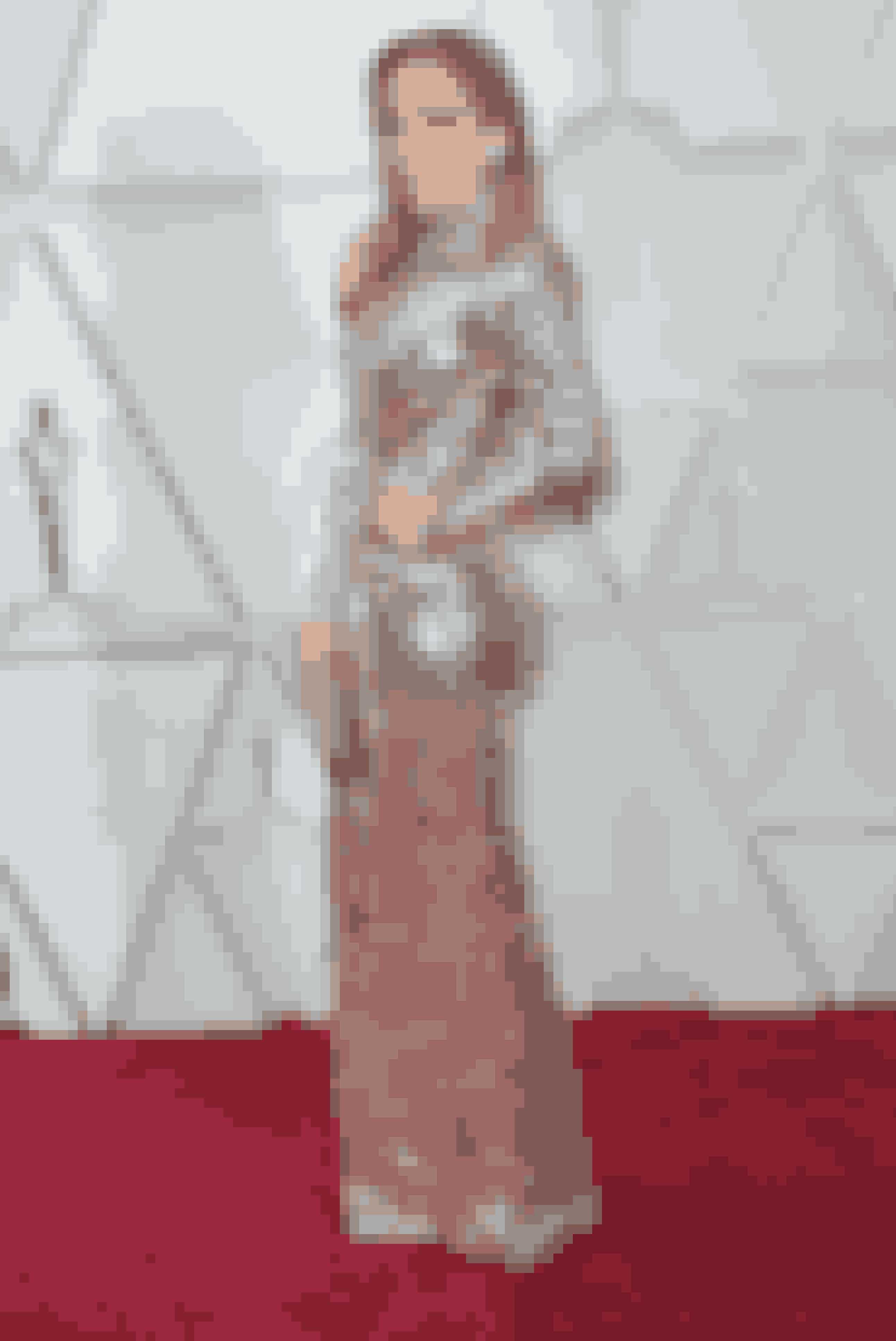 Jennifer Lopez i kjole fra Tom Ford.