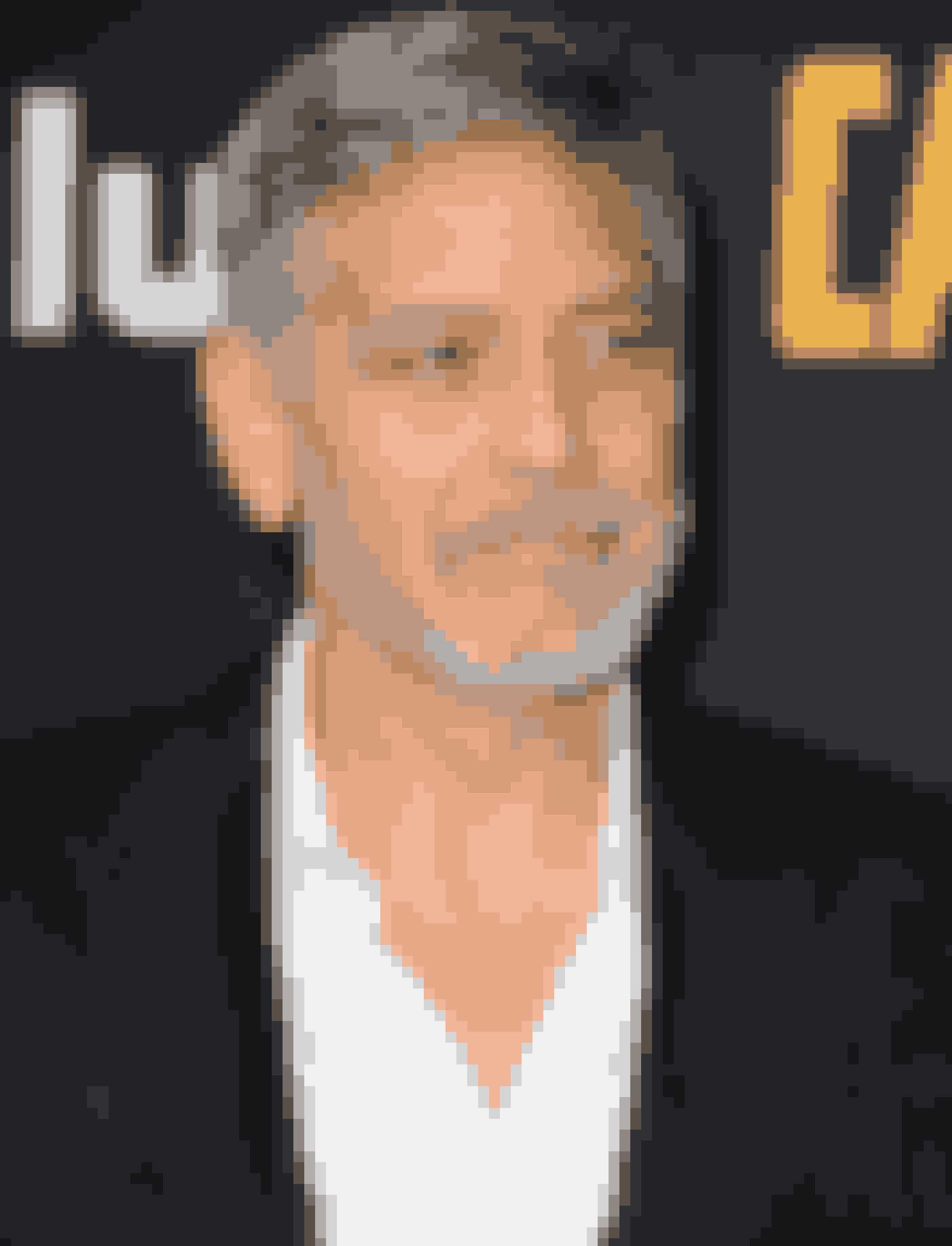 Men med lokkerne under kontrol har 58-årige Clooney i dag udviklet sig til en vaskeægte silverfox.
