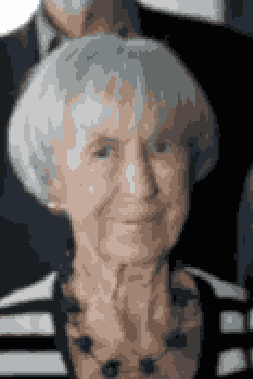 """Forfatter Lise Nørgaard til reception i anledning af udgivelsen af journalist Per Kuskners bog """"Matador - mennesker, myter & minder"""" i 2011."""