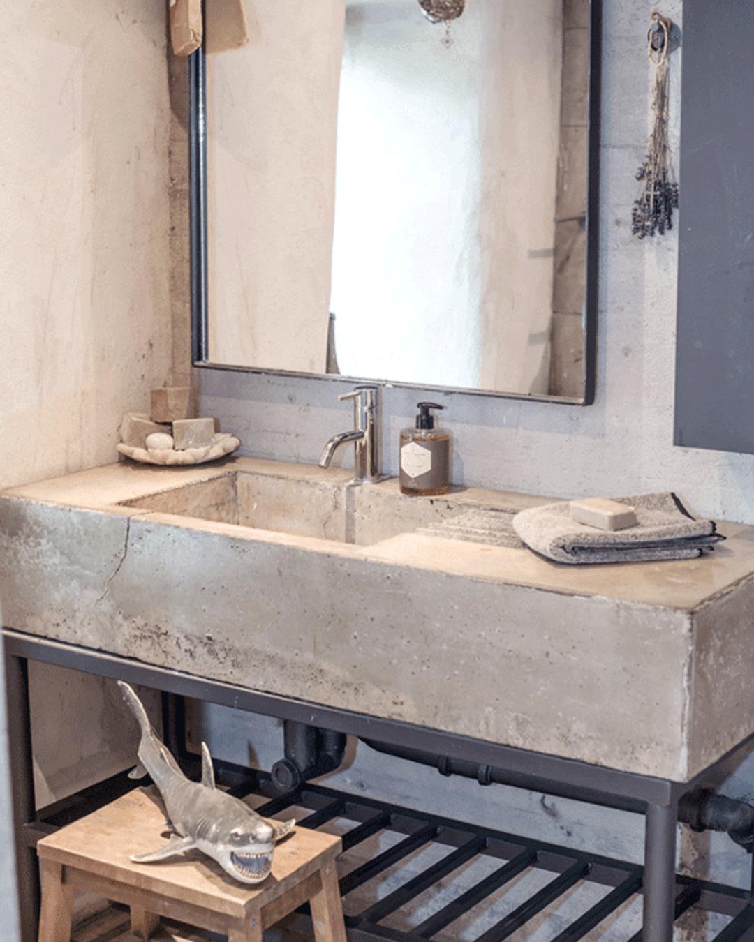 Badevaerelse 25 Stilfulde Mobler Til Badevaerelset Mad Bolig
