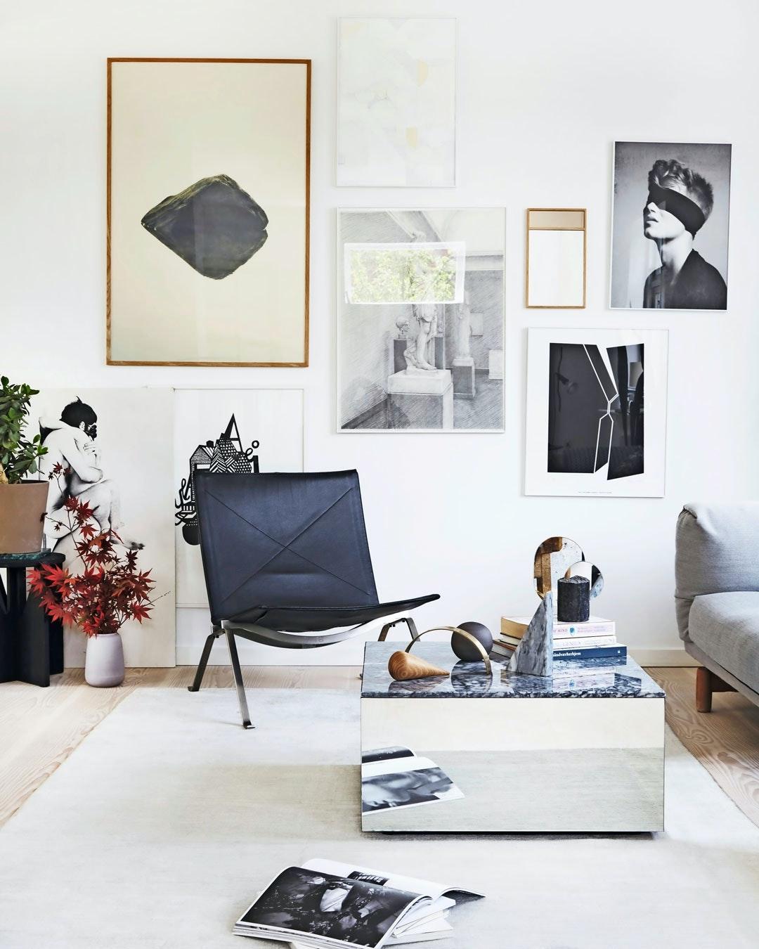 Picture of: 12 Tips Til At Indrette Med Kunst Og Plakater Mainlifestyle