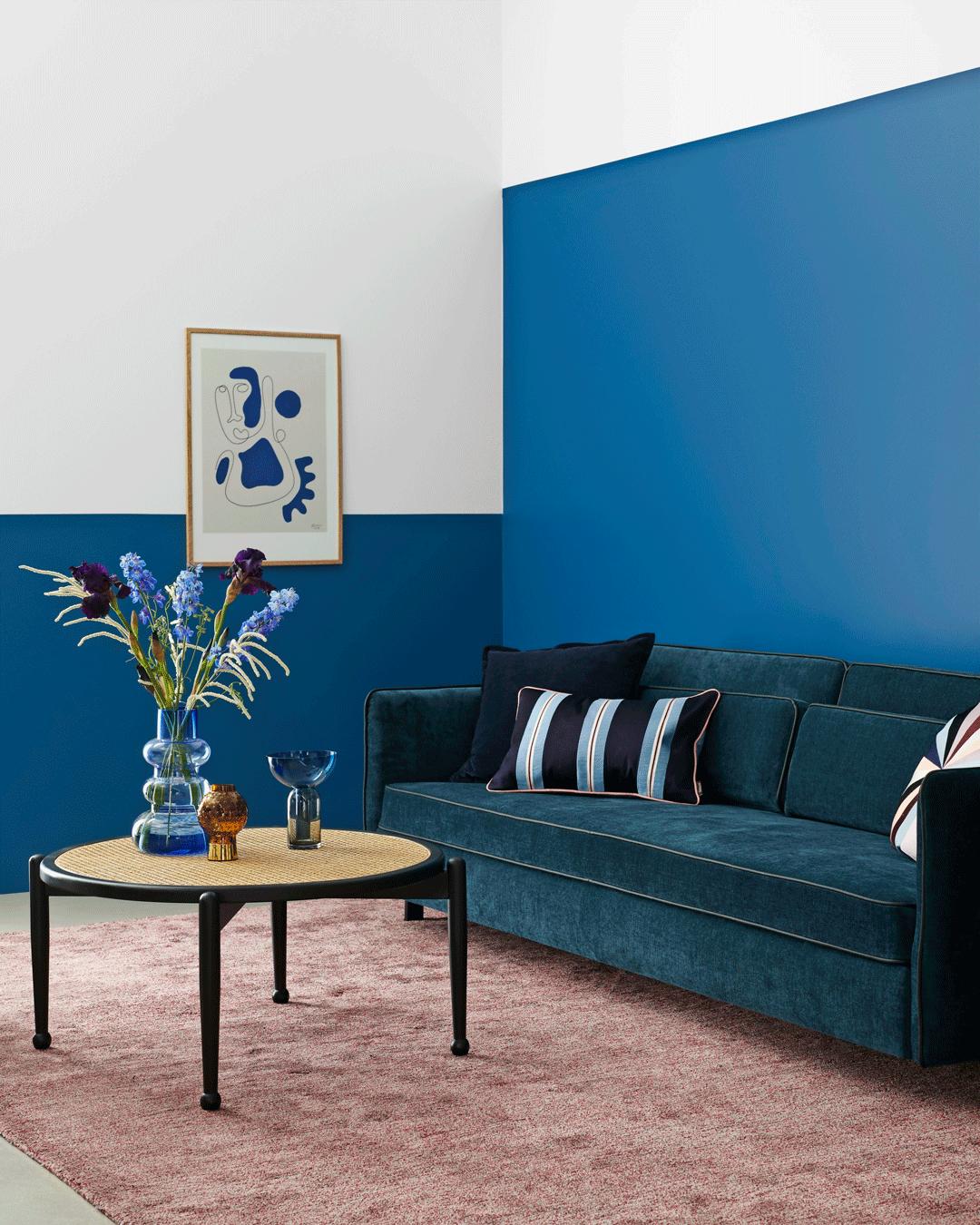 Sadan Finder Du Den Perfekte Farve Til Dit Hjem Mainlifestyle