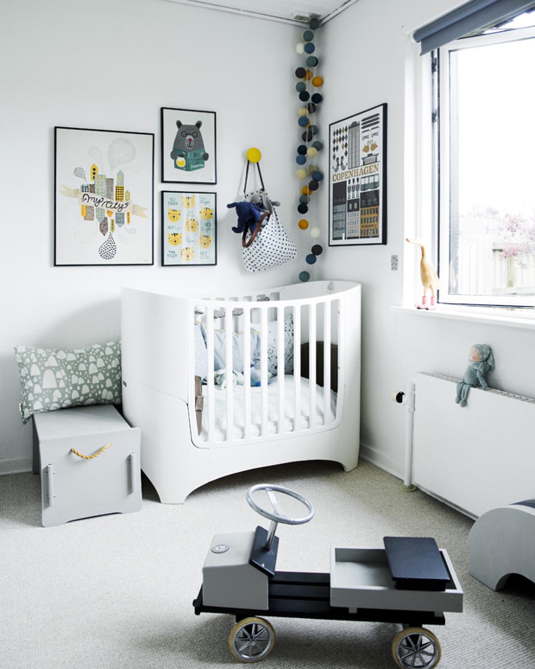 25 Fantasifulde Bornevaerelser Til Babyer Og Born Mad Bolig