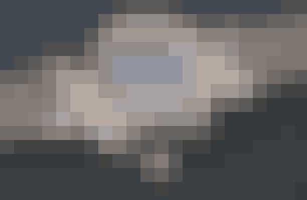 Sådan ser det eksklusive Omega-ur ud bagfra. Ligesom hvad angår Jesper Høvrings kjoler, er der ved Omegas ure