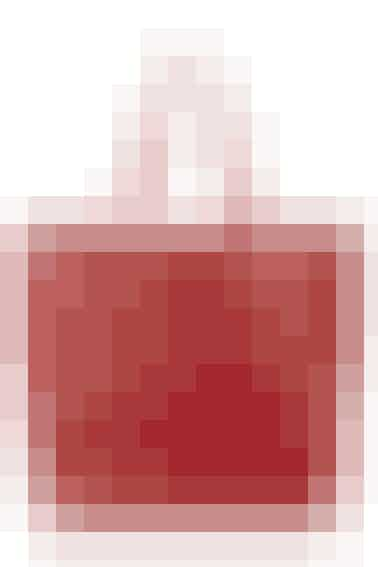 Rød lædertaske, Miu Miu hos Net-a-Porter.com, ca. 5.890 kr.