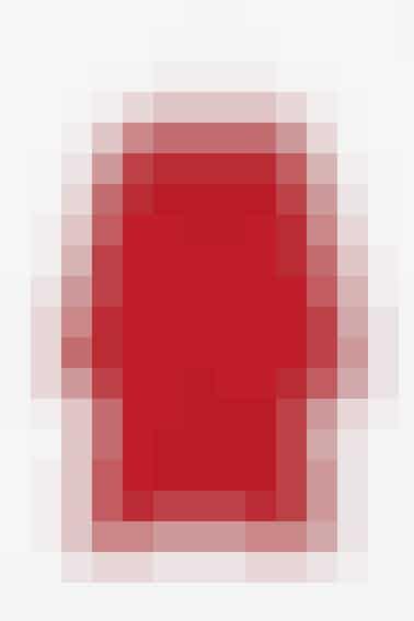 Rød frakke fra COS - Online HER