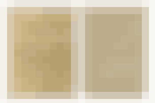 1. Græstapet, 1.599 kr. pr. rulle (Tapetforum)  2. Græstapet, China Grass fra Malabar, fra 700 kr. pr. rulle (Tapet-Cafe)