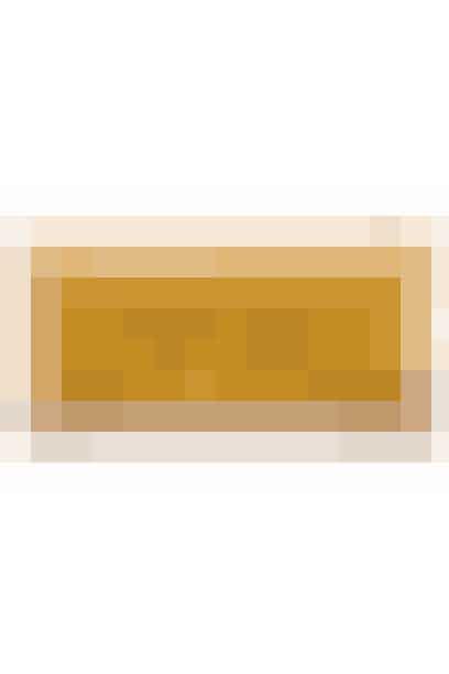 Dot pude fra HAY i farven 453 Gul. Betrækket Steelcut Trio er fremstillet af ny uld, 649 kr. Køb den her!