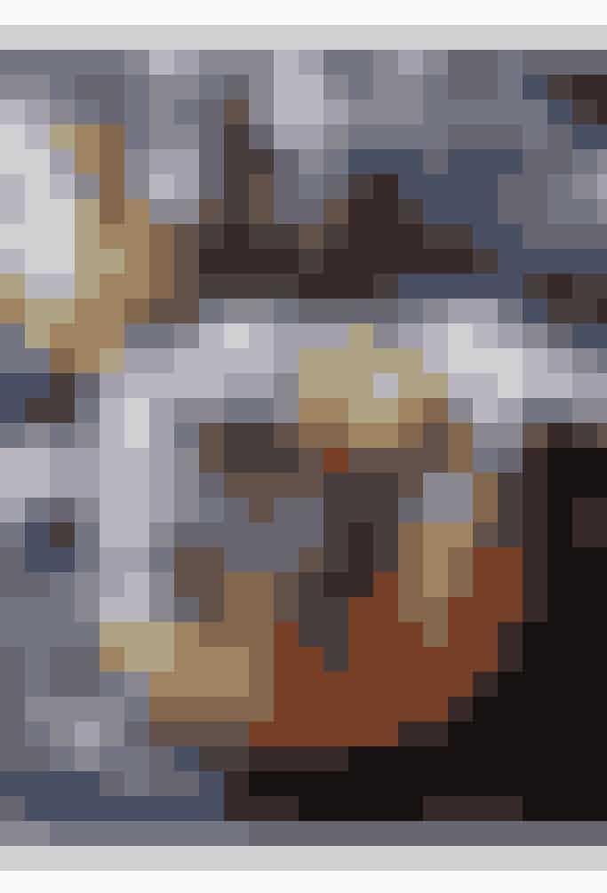 Få opskriften her:Marineret sild i tandoori med agurk, mynte og rødløg