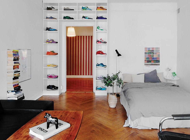 Smart Skoopbevaring Sadan Far Du Plads Til Dine Sko