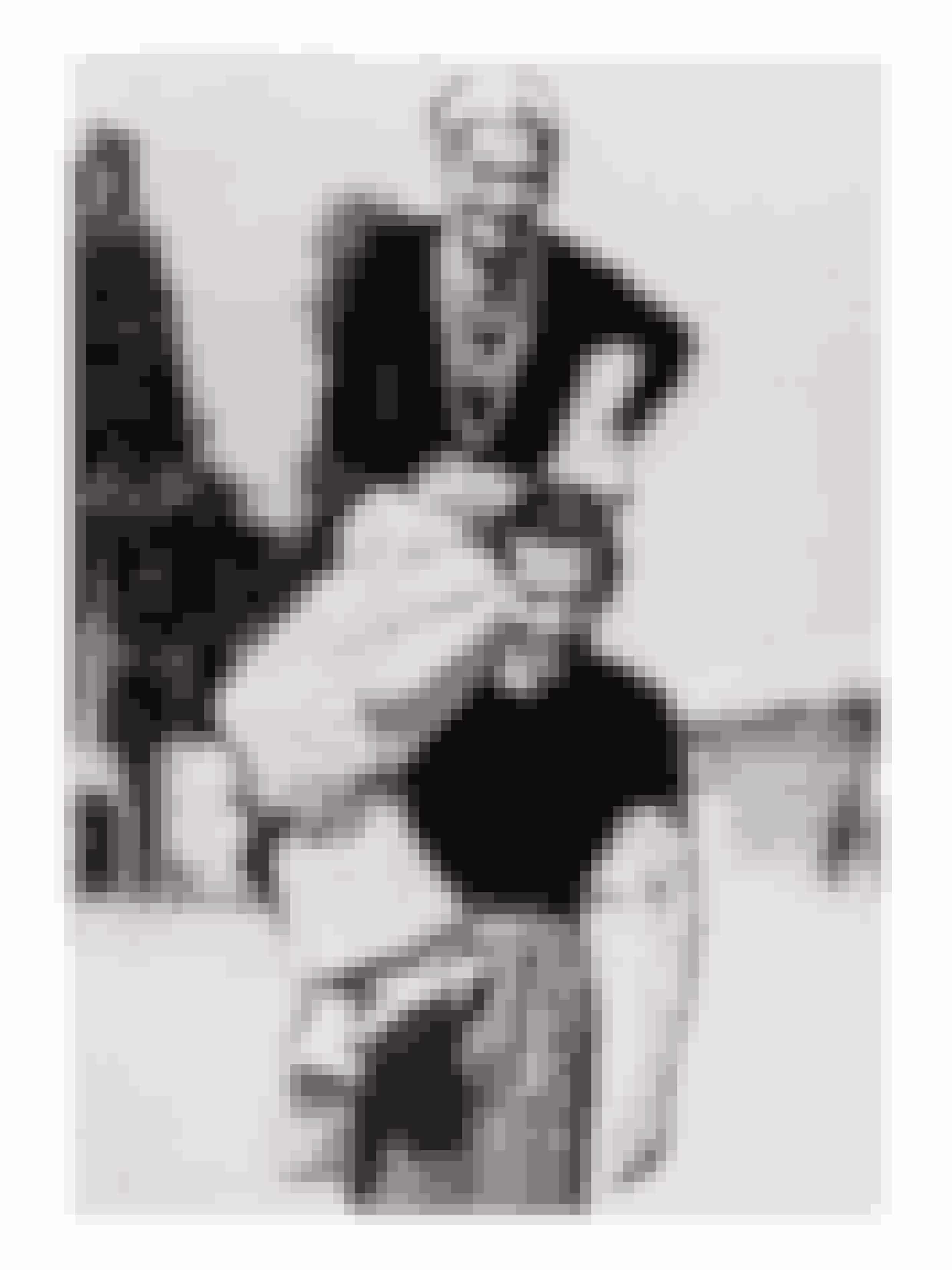 """Gabrielle """"Coco"""" Chanel og Serge Lifar, 1937"""