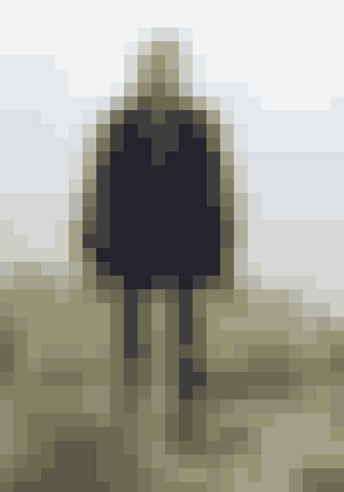 Pels Yves Salomon, 17.850 kr.Kappe Maikel Tawadros, 2.399 kr.Strik Pieces, 299,95 kr.Bukser Maikel Tawadros, 1.899 kr.