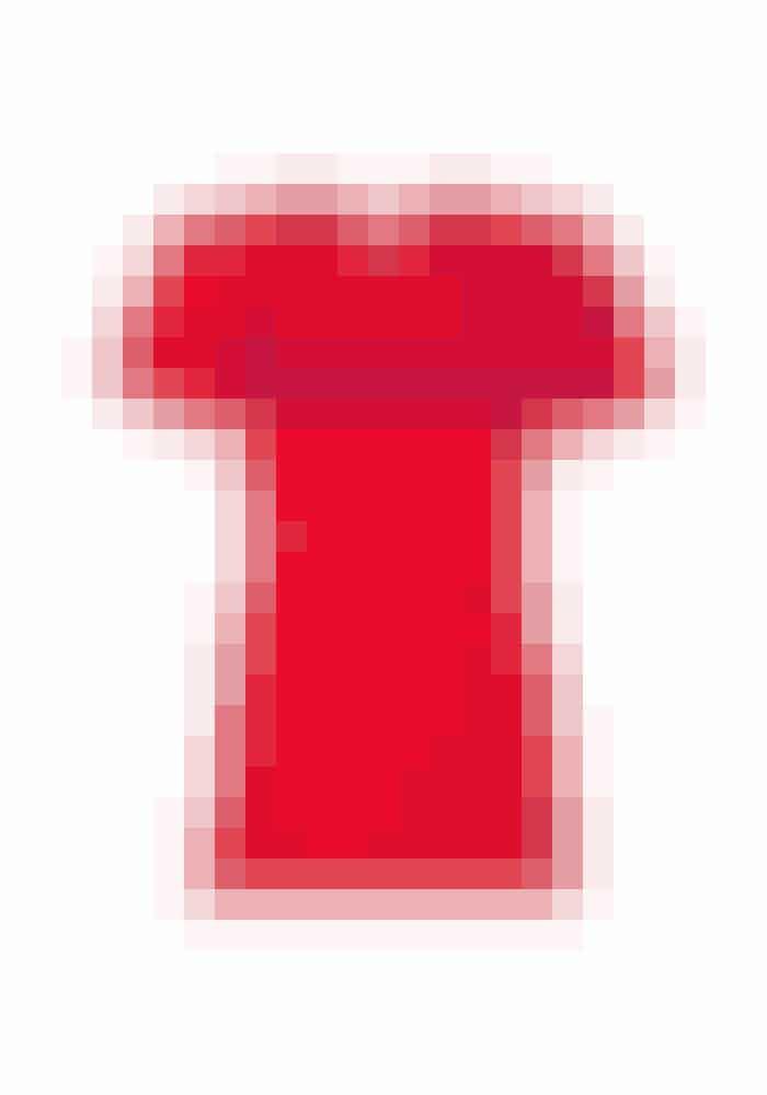 Maison Kitsuné, T-shirt, 349 kr. (førpris 499 kr.)Kan købes online HER