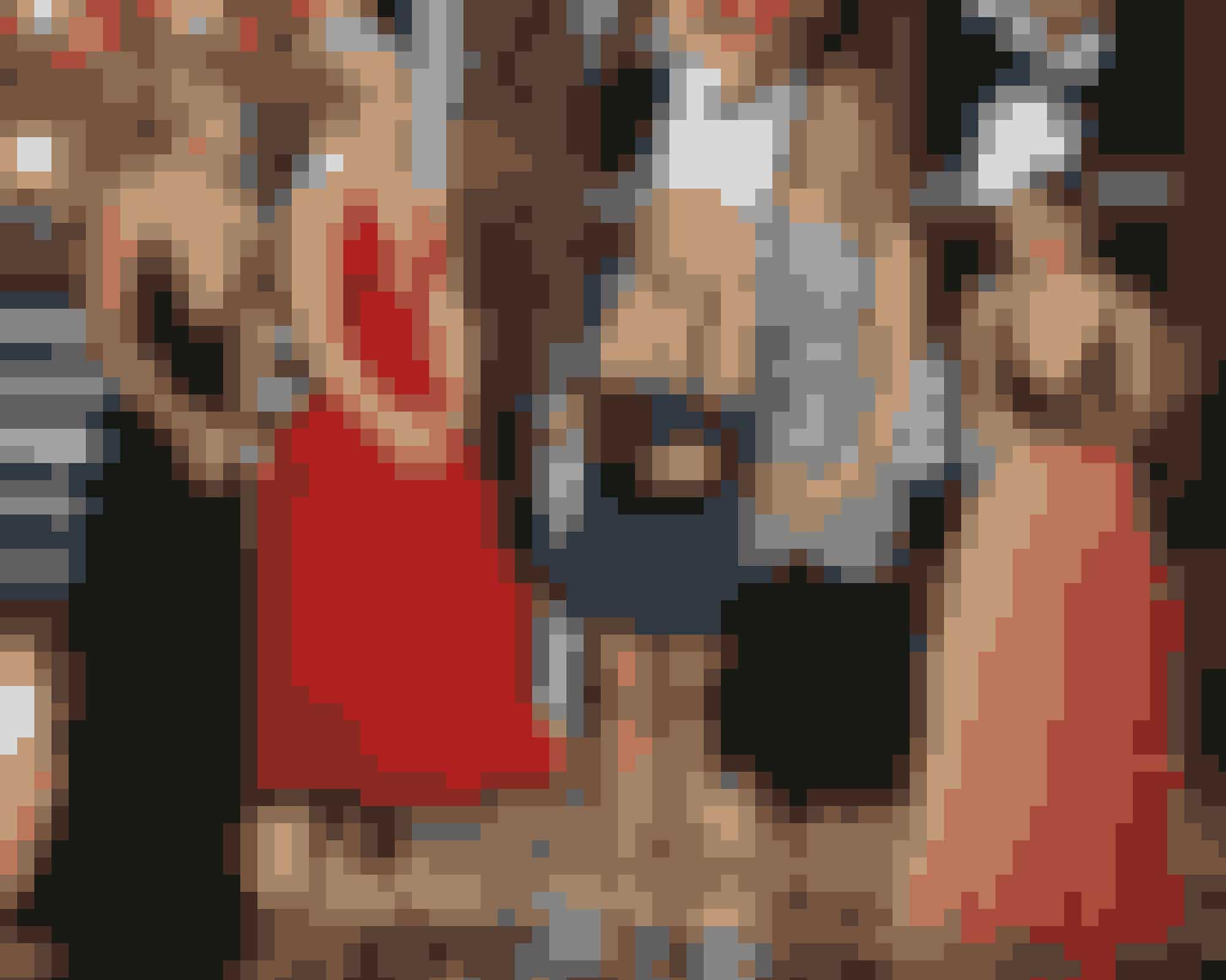 3. Cool tv-kvinderCeleste, Madeline, Ofglen, Eleven … De seje kvinder styrede på tv i 2017, hvor serier som 'Big Little Lies', 'The Handmaid's Tale', 'The Crown' og 'Stranger Things' storhittede. Kvinderne løb også med opmærksomheden ved årets Emmy Awards, hvor bl.a. Nicole Kidman og Elisabeth Moss blev belønnet for deres præstationer – hvilket meget vel kan gå hen og gentage sig den 7. januar, når der skal uddeles Golden Globe-priser.