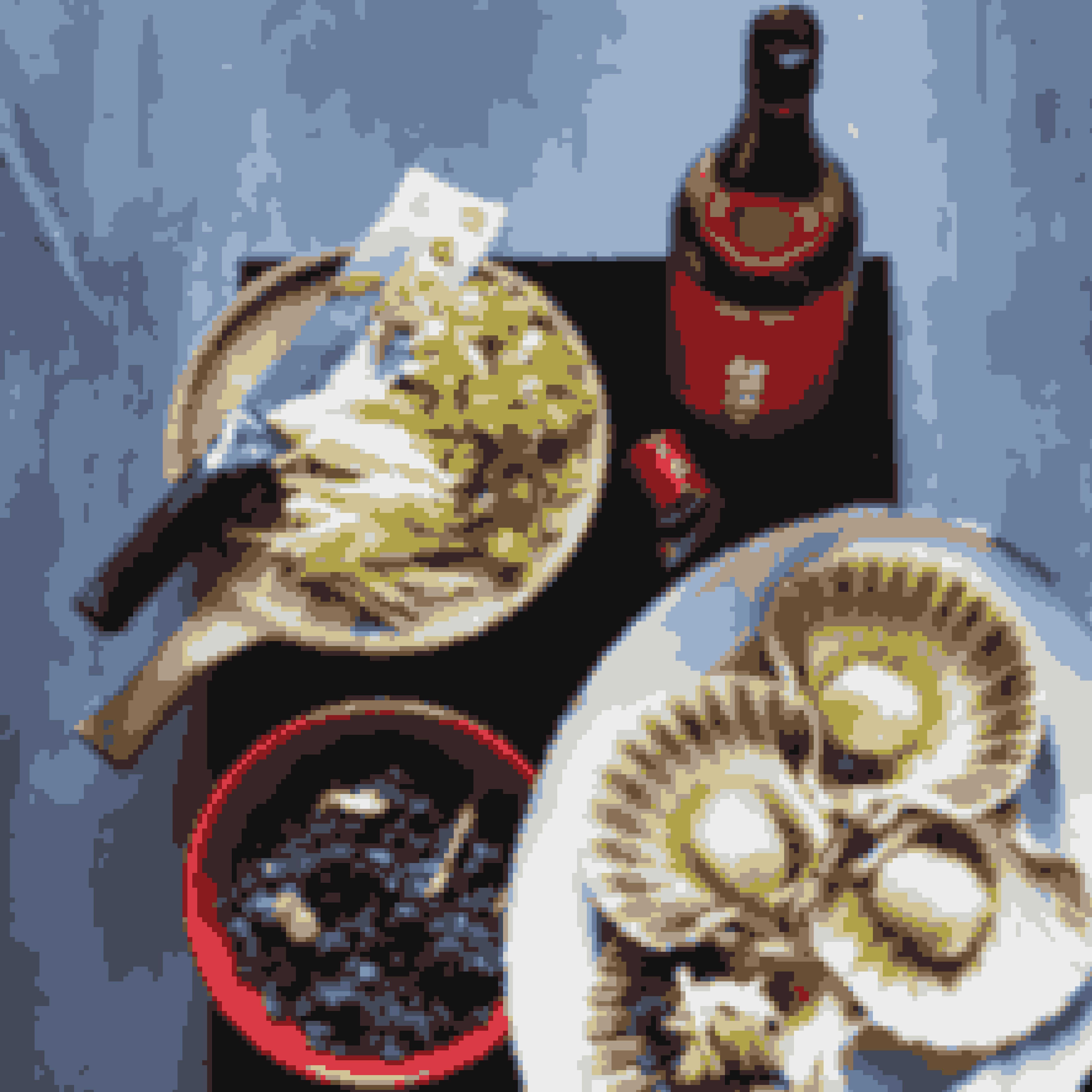 Hvis du er til smagsnoter fra det asiatiske køkken, vil du med garanti være vild med dampede kammuslinger i shaoxing-vin. Få opskriften her!