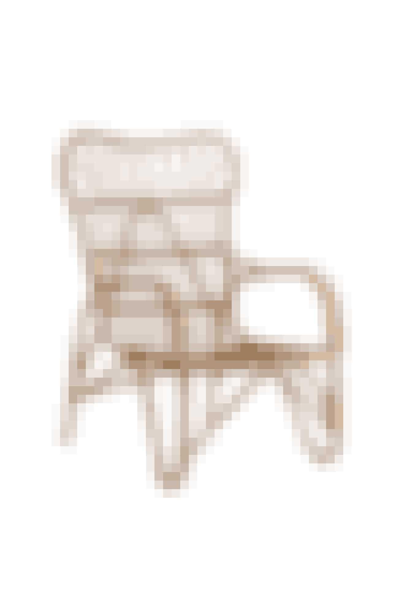 Lænestol af rotting, H 102 cm. Køb den her!
