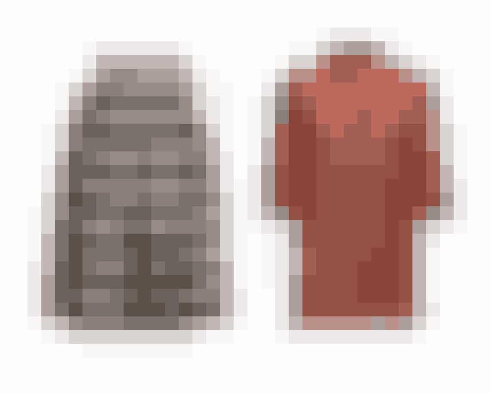 1.TIBI, Woven full skirt, 3.149 kr.Fås online HER2.INWEAR, Badele LW, 700 kr.Fås online HER