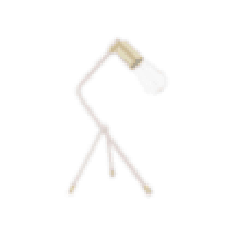H. Skjalm P.bordlampe i nude, h. 45cm, 799 kr.