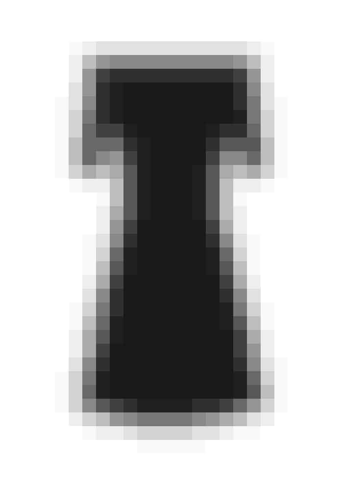 Totême, Laciana crepe mini dress, 2.308 kr.Kan købes online HER.