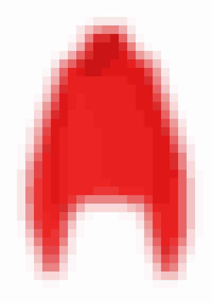 H&M, striktrøje, 279 kr. (førpris 349 kr.)Kan købes online HER