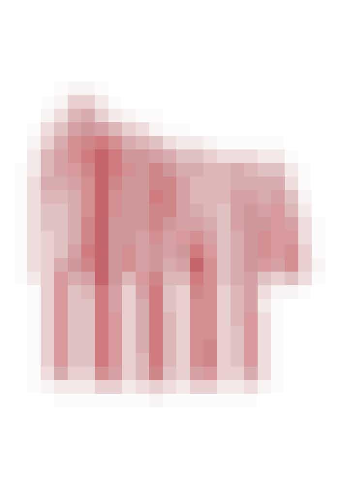 EDIT, Striped cotton off-the-shoulder top, 1.823 kr.Købes online HER