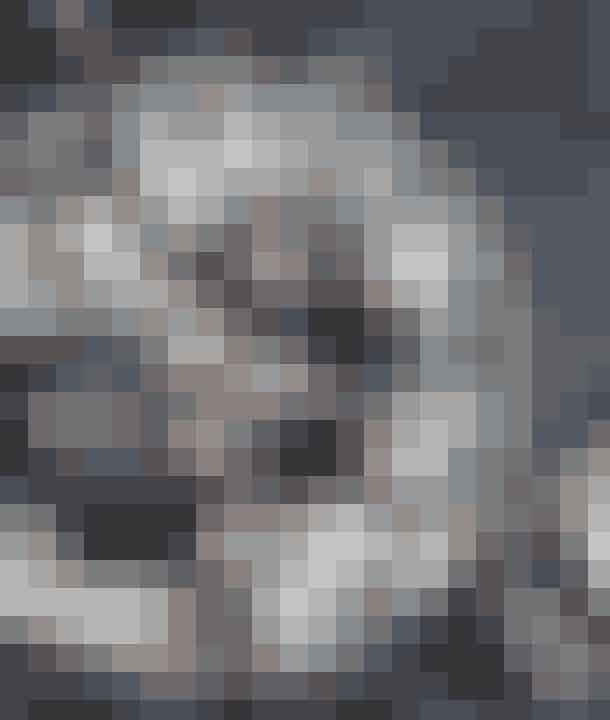 Denne adventskrans er til dig, der er til det mere rå og neutrale look i sorte, grå og hvide nuancer. Den kan genbruges til næste år, og holder for evigt!Det skal du bruge:Metalfad, 4 forskellige lys formet som juletræer i grå, sten, forskellig julepynt som kugler og andre ophæng.Sådan gør du:Placér de 4 lys på metalfadet, evt. med vokspuder, så de står ordentligt fast. Læg sten og julepynt i hvidt, sølv og evt. et par sorte ting på fadet, så det bliver fyldt ud.Lys (Broste Copenhagen), julepynt og zinkfad (Notre Dame).