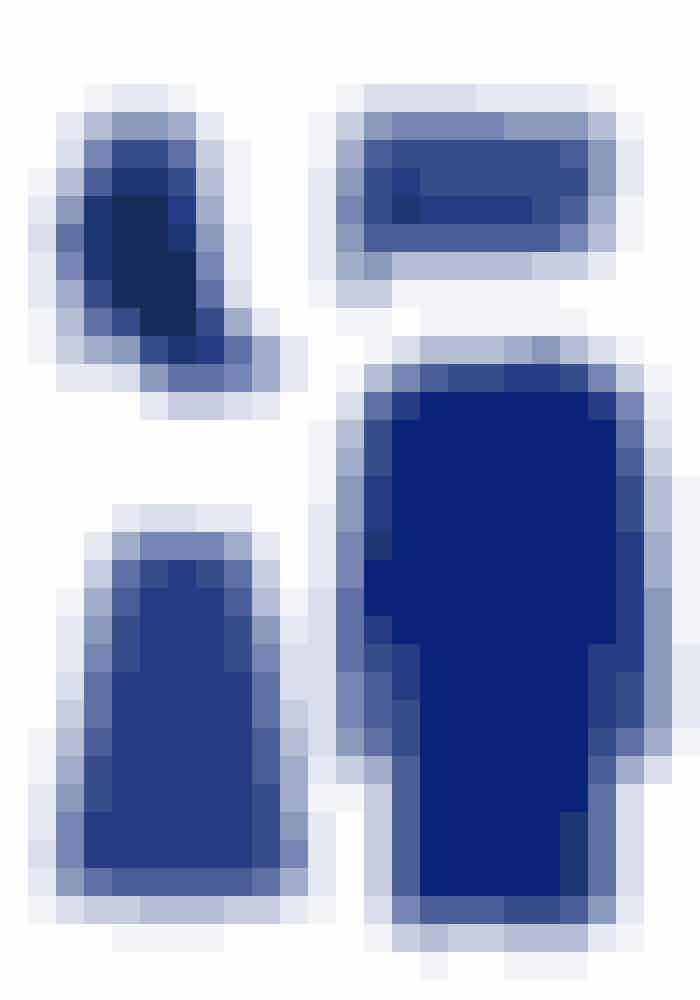 """KOBOLT BLÅEndnu en blå nuance - denne gang en mere modig en af slagsen. Den kobolt blå farve er frisk og kan en masse i sig selv, altså den behøver ikke at blive stylet med andre farver. Dog passer denne nuance også rigtig fint med den skarpe gule farver og kan faktisk også komplimenteres af den sarte fersken farve i små mængder. Desuden er den kobolt blå farve helt perfekt til det såkaldte """"color blocking"""" hvor du sætter to eller flere skarpe farver sammen, prøv bl.a. med gul, orange eller en mørk, pink nuance.Støvle, Capilla: 858 kr.Nederdel, Etre Cecile: 783 kr. Fås online HERClutch, Urban Expressions: 479 kr. Fås online HERKjole, Stella McCartney: 2.725 kr. Fås online HERLÆS OGSÅ:IN guider til fint og farverigt print"""