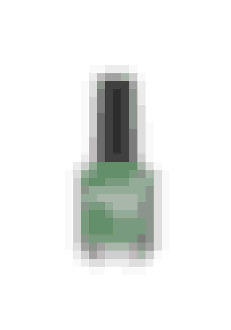 Grønne fingre får en lidt anden betydning her. En af sommerens store trendfarver.Grøn neglelak, Creative Play, CND, 65 kr. Læs mere HER