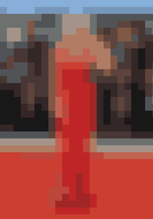Donatella Versace i Versace