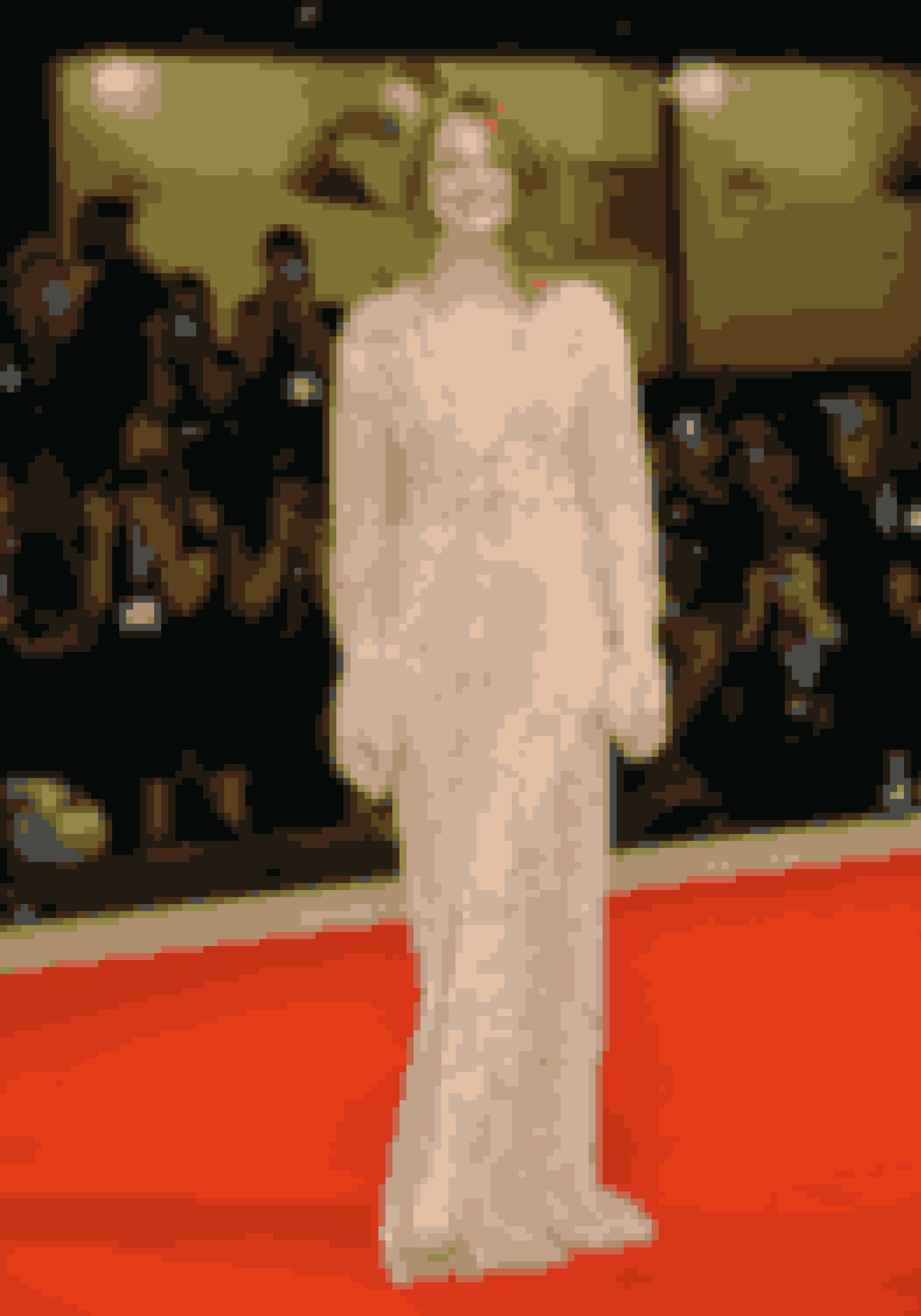 Emma Stone i Louis Vuitton