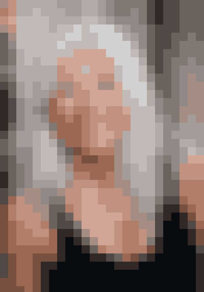 Gun-Britt Zeller, 67 år, frisør