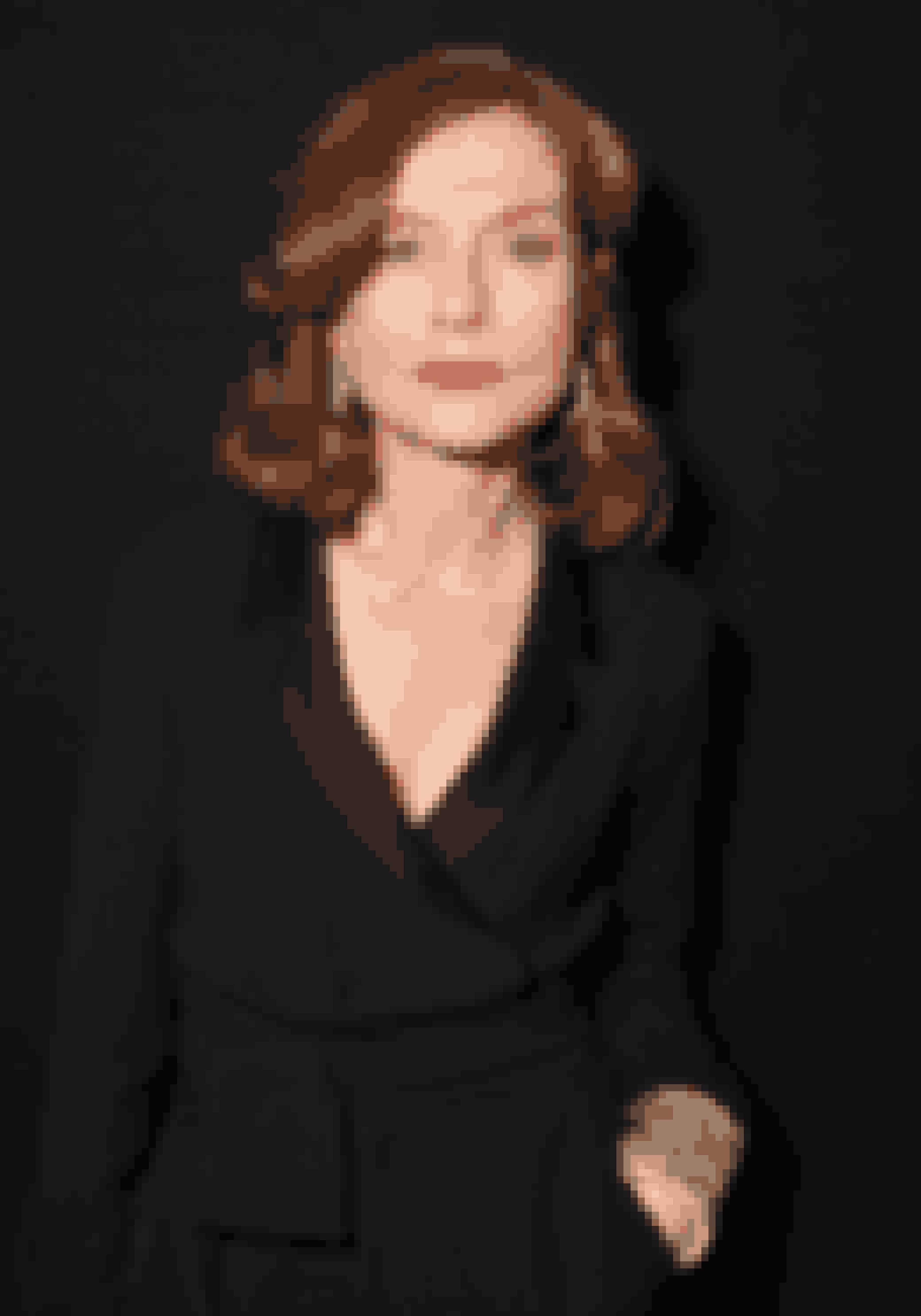 Isabelle Huppert er en fransk skuespiller og stilikon.