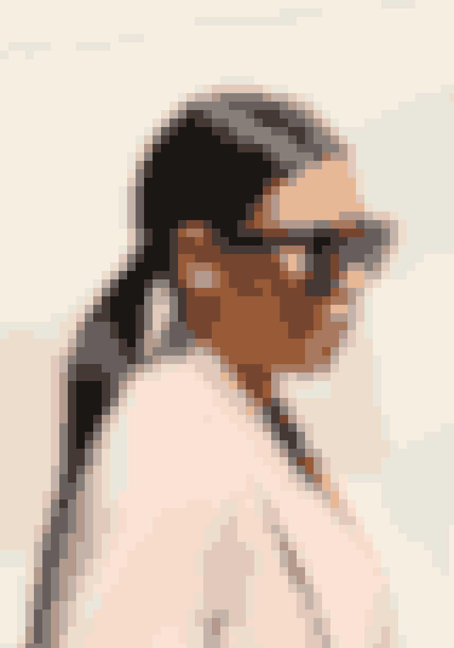 Kim KardashianKim Kardashian spottet på vej fra operaen i 2015 med en klassisk sleek lavt siddende hestehale.