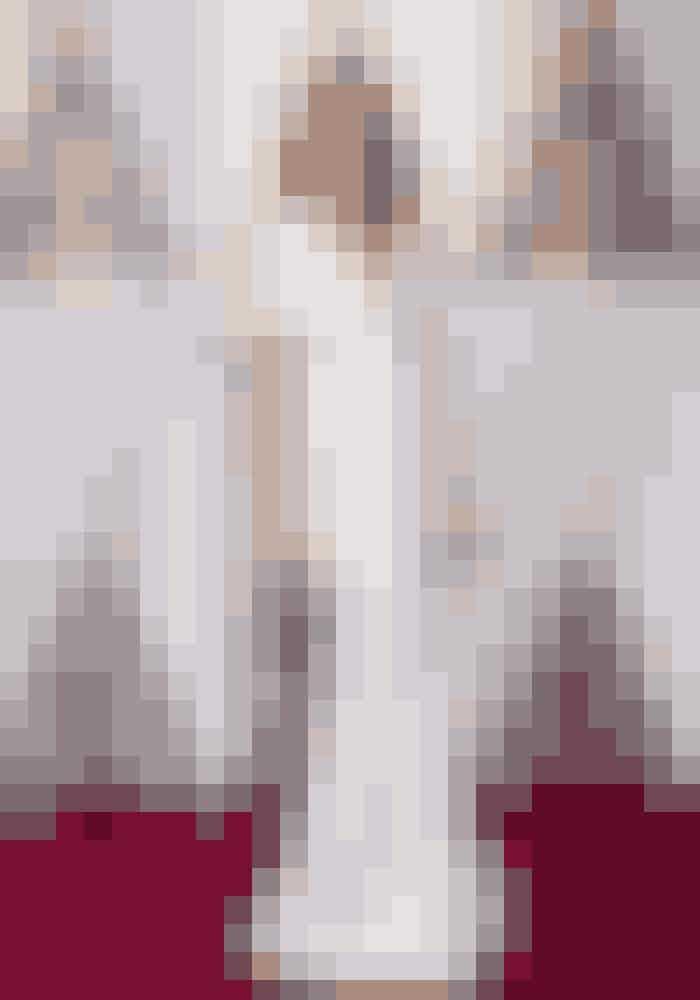 Laura Dern i Calvin Klein by Appointment.