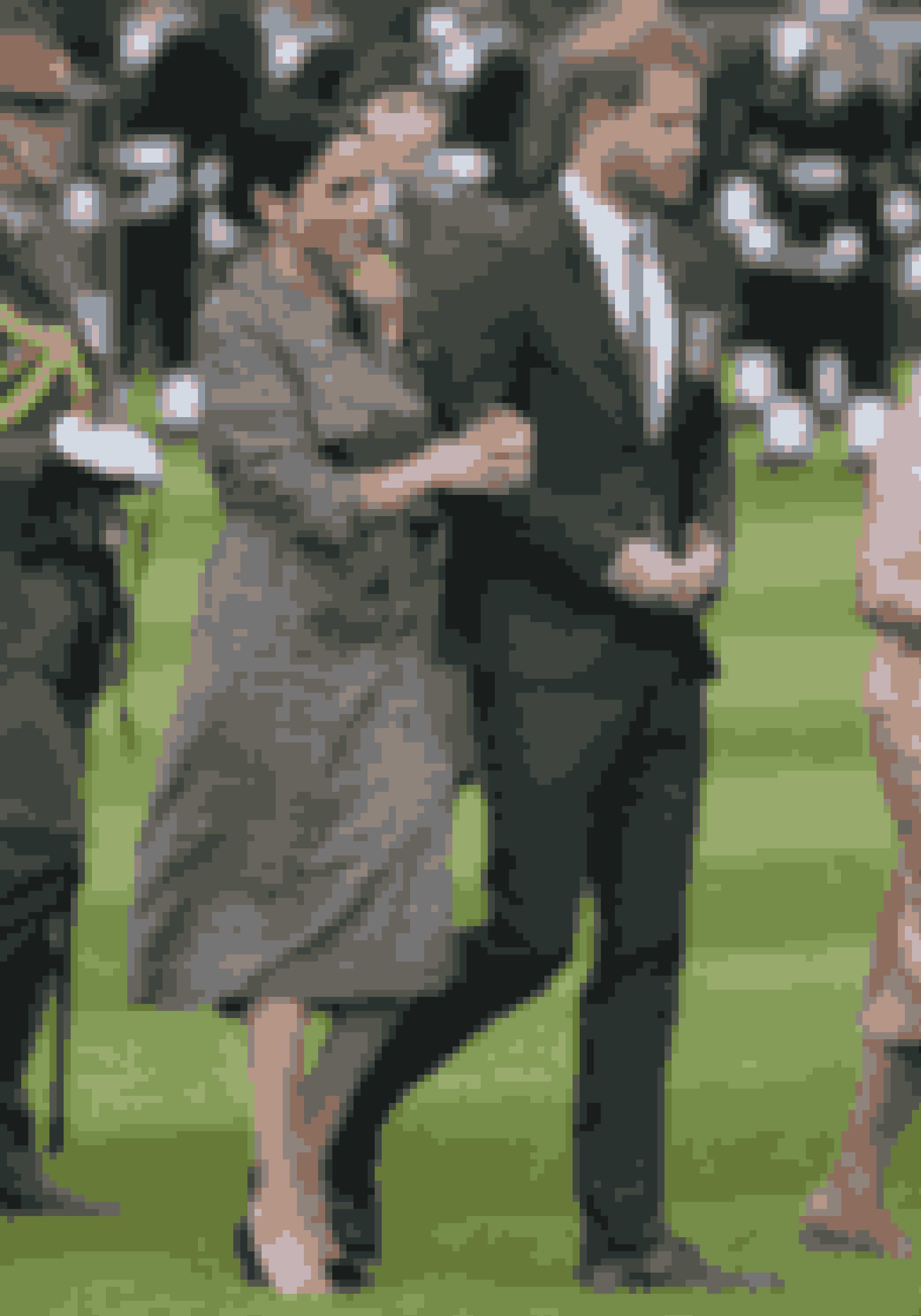 Meghan og Harry i New Zealand.
