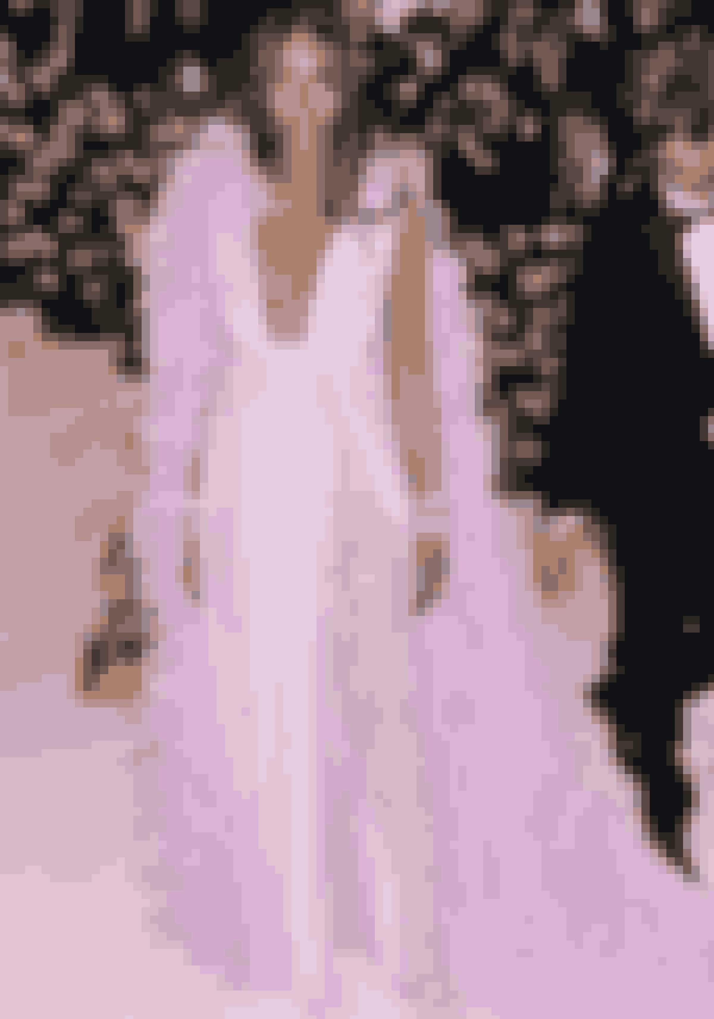 Naomi Campell i Valentino Haute Couture