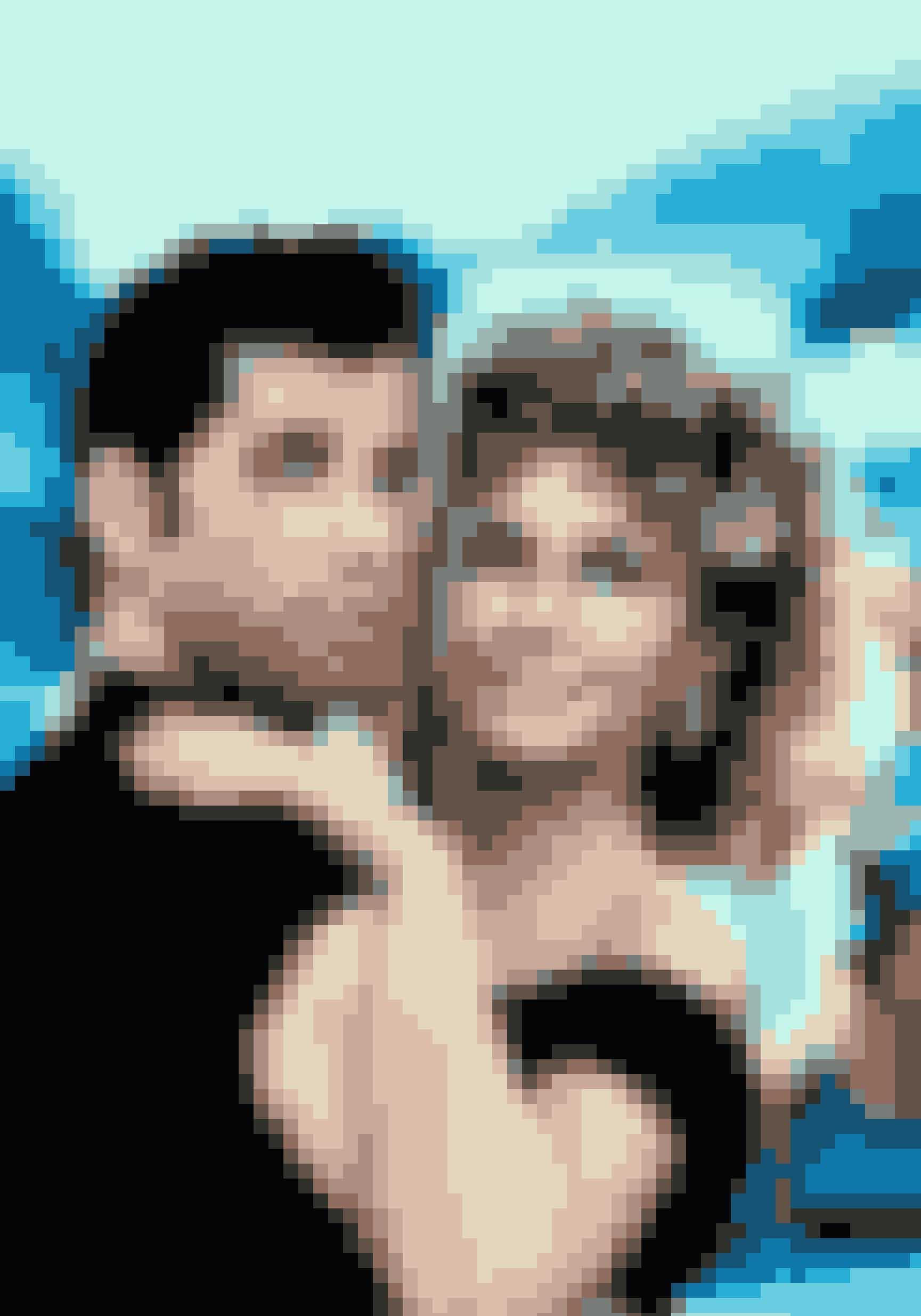 """Olivia Newton-John, GreaseOlivia Newton-John var 28 år gammel, da hun spillede den 17-årige Sandy Dumbrowski i filmhittet Grease. Vi kunne dog ikke have forestillet os noget bedre modstykke til den kække Danny Zuko, som er spillet af John Travolta.Og hvad ville hittet """"You're The One That I Want"""" have været uden Newton-John?"""