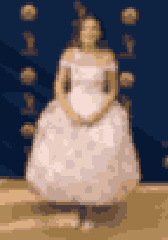 Teenage-stjernen Millie Bobby Brown var i kjole fra Calvin Klein til årets Emmy Awards. Hun er en af hovedkaraktererne i Netflix-serien 'Stranger Things', som var nomieret i 7 kategorier til Emmy-uddelingen.