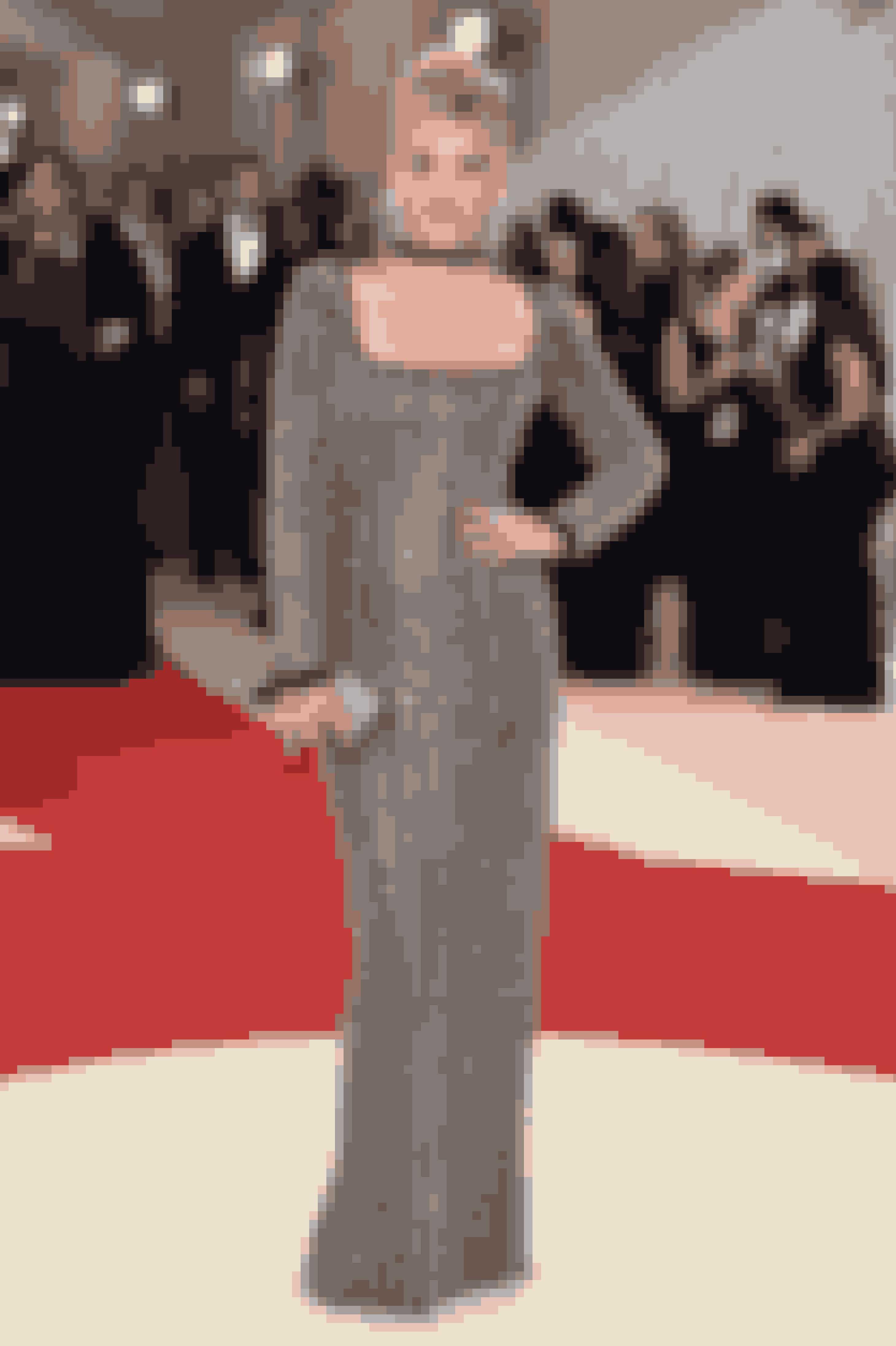 Model Lara Stone i Tom Ford.