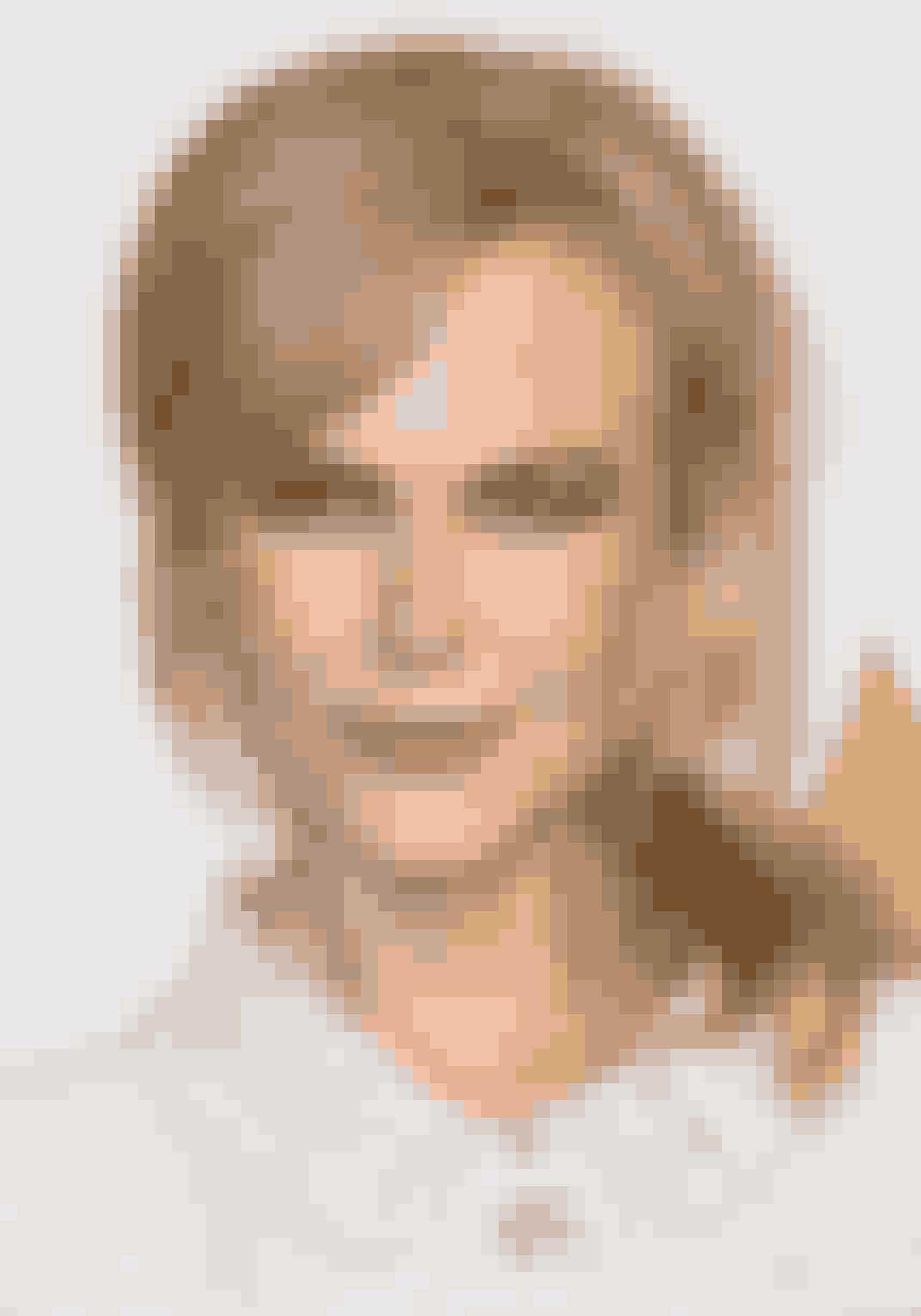 Nicole KidmanSørg for masser af fylde i bunden, hvis du vil kopiere Nicole Kidmans løse og halvpjuskede opsætning.