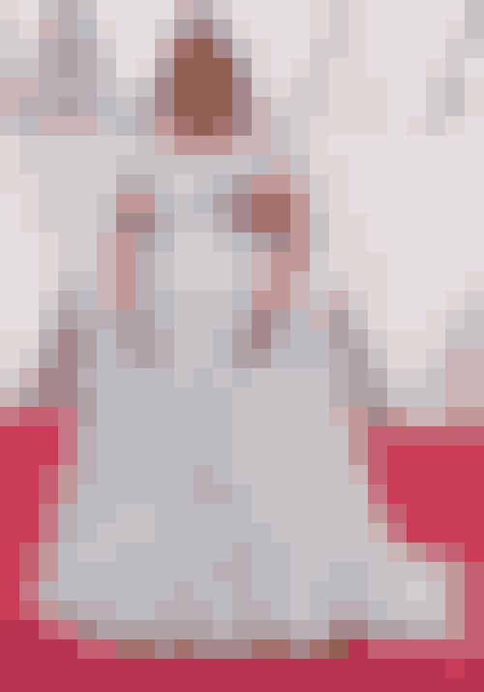 Octavia Spencer i Marchesa. Hun var nomineret som bedste kvindelige birolle for sin præstation i 'Hidden Figures'. Octavia Spener vandt en Oscar i 2012 for sin rolle i filmen 'The Help', men i nat måtte hun gå tomhændet hjem.