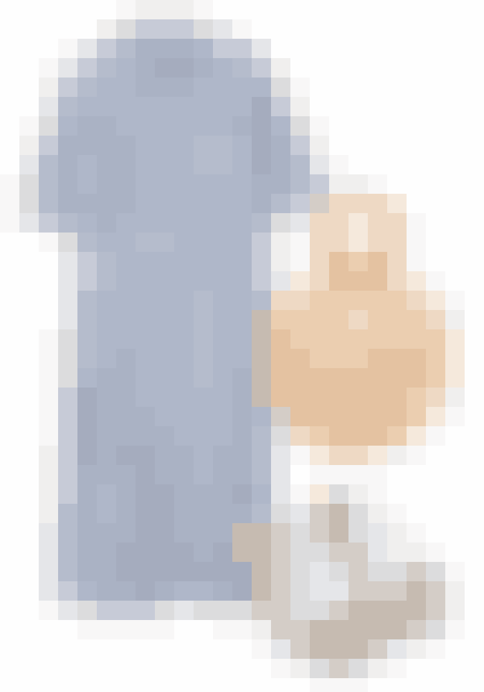Mango, kjole, 449 kr. Kan købes online HERCult Gaia, taske, 2.200 kr. Kan købes online HER& Other Stories, sko, 645 kr. Kan købes online HER