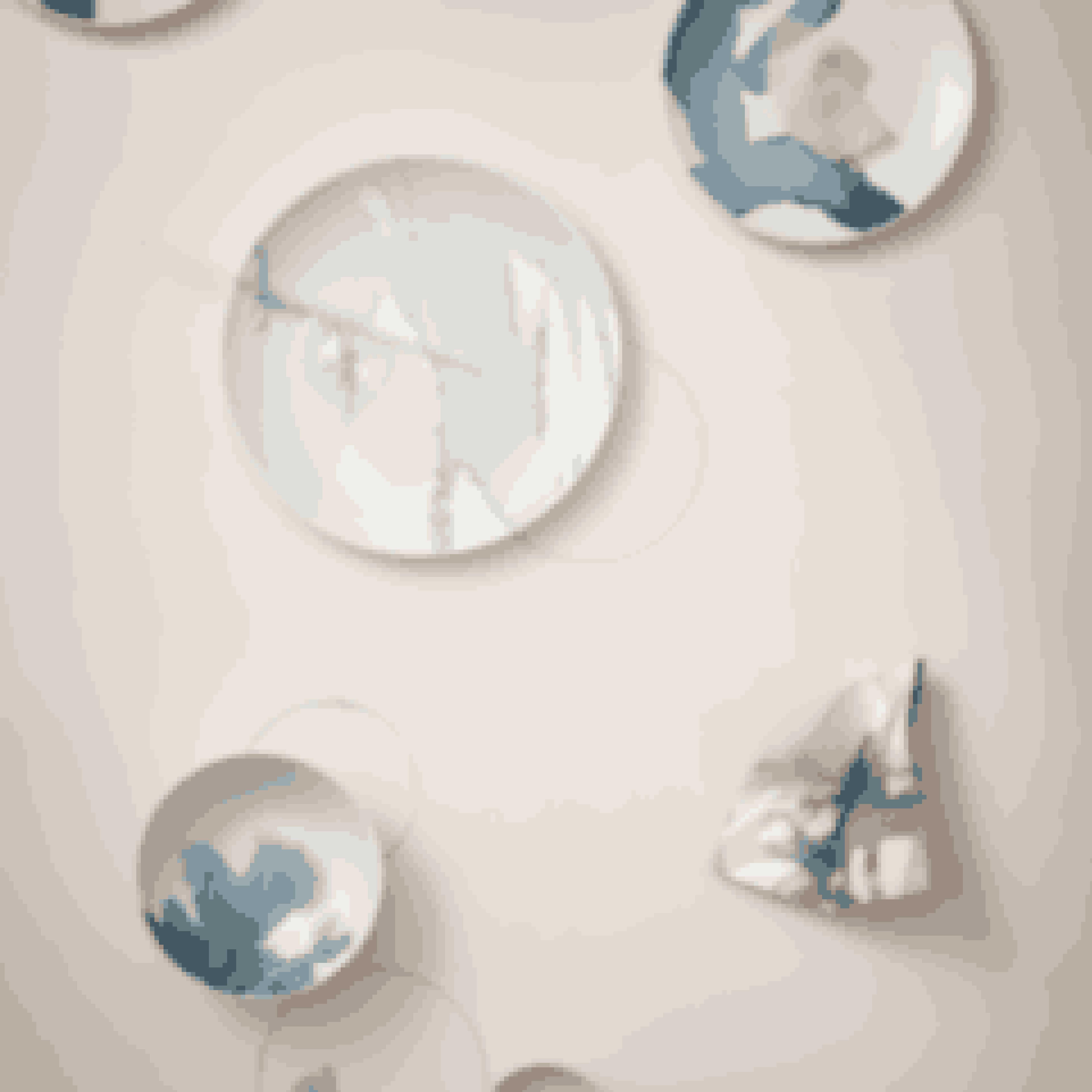 BEHAGA service serien byder på et unikt farve mønster, malet i tidens hotteste farve blå. Servicet tager sig godt ud på et lækkert træbord eller en flot lys dug. Kollektionen findes i flade- og dybe tallerkener, skåle, og servietter.Priserne starter fra 12 kr.