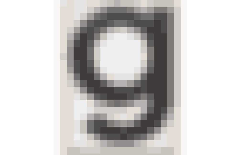 """Plakat fra Playtype med grafisk print """"G"""", 70 x 100 cm, 250 kr. Køb den her!"""