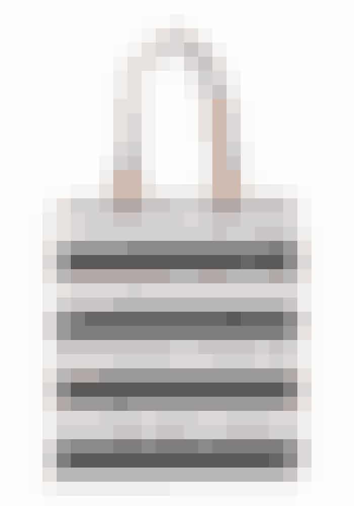 Rosanne, stripe tote, 217 kr.Fås online HER