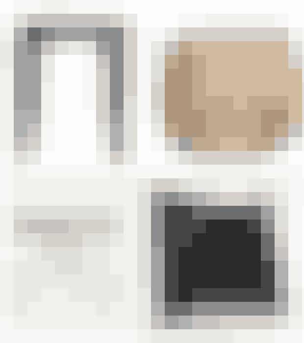 Her er 4 bud på moderne møbler, der passer godt til retroborde: 1) Find den her!2) Find den her!3) Find den her!4) Find den her!