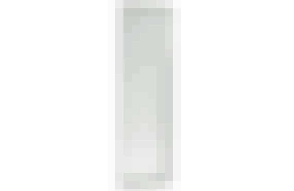 Spejl fra Scherlin i sortbejdset eg, B 50 cm x H 180 cm x D 8 cm, 3333 kr. Køb det her!