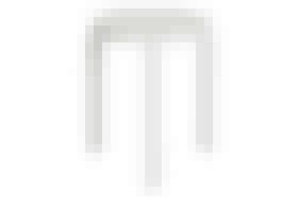 Hvidlakeret 60 Skammel fra Artek, H 44 cm x B 38 cm, 1542 kr. Køb den her!