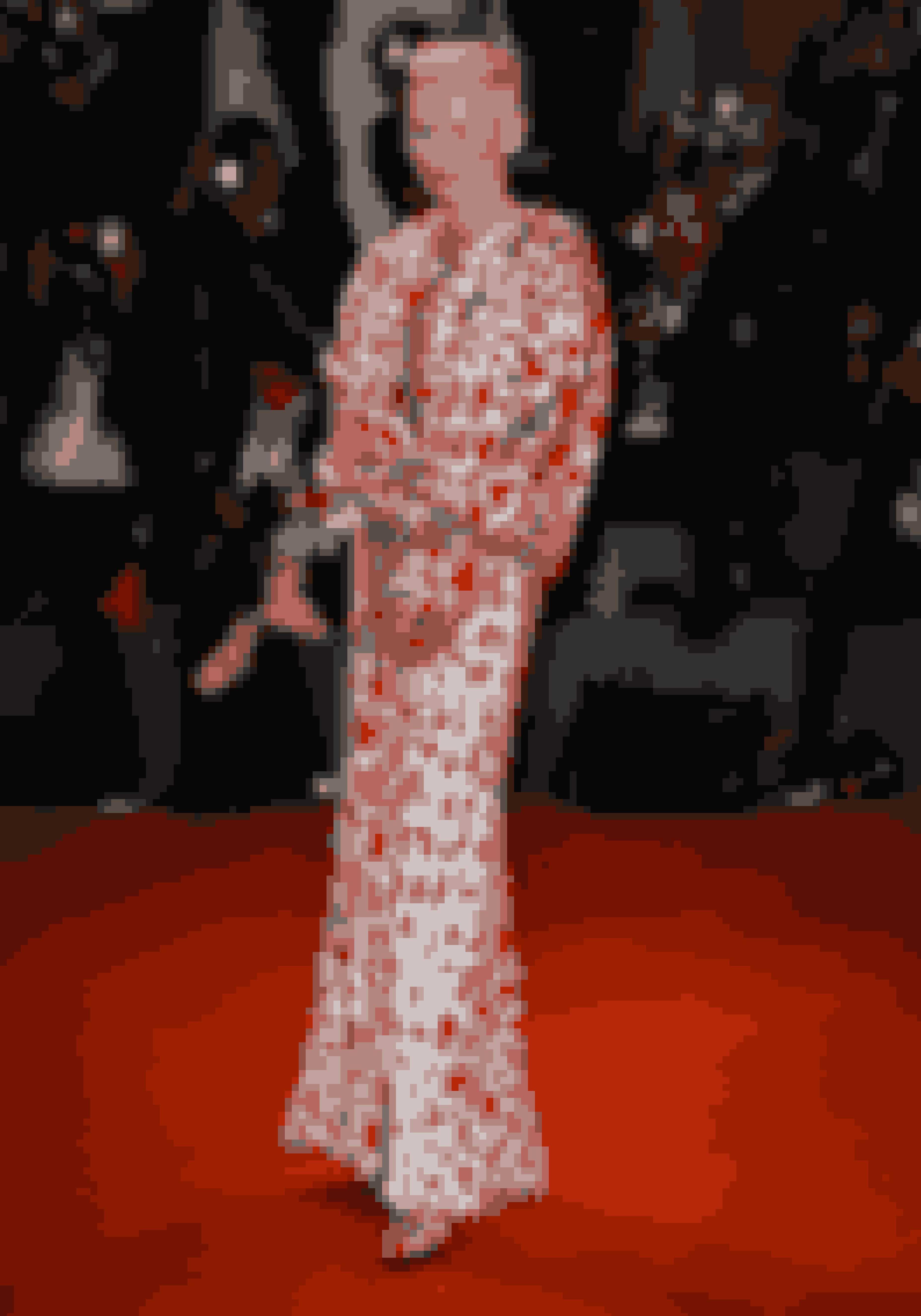 Tilda Swinton i Schiaparelli Couture